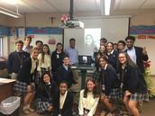 Skype with a Saint in Paris