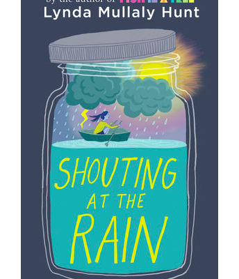 Currently Reading ~ Shouting at the Rain