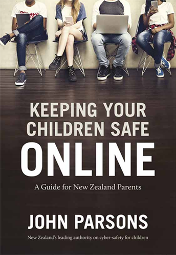 JOHN PARSONS - CYBERSAFETY EDUCATION - 2ND - 5TH JUNE 2020