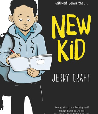 New Kid, by Jerry Craft