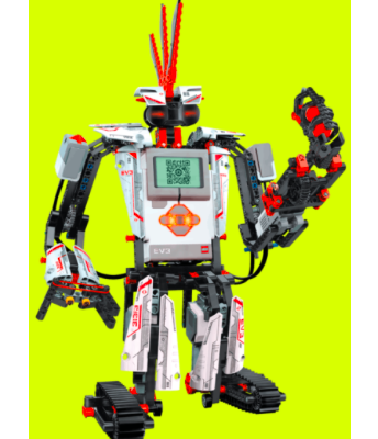 LEGO Mindstorms EV3 (ages 10-13)
