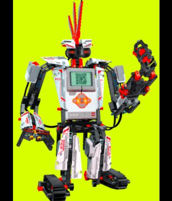 LEGO Mindstorms EV3 (ages 10-13)