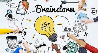 Stem Vocabulary of the Month: Brainstorming