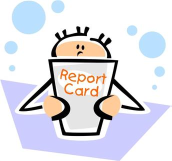 Student report cards will be mailed the first week of June.
