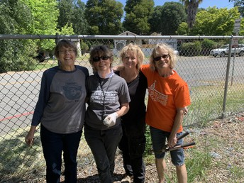 St. Andrews Church - Clean up Day