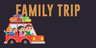 Family Trips Scheduled During the School Year