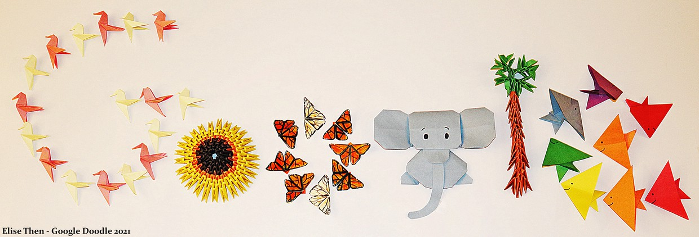 Doodle 4 Google doodle contest entry - Elise Than