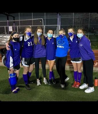 Paschal Girls Soccer