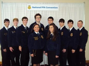 FFA Members