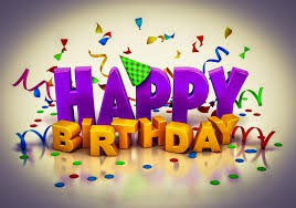 HAPPY BIRTHDAYS FOR THIS WEEK