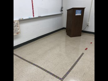 A new look to the classroom