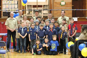YOU'RE INVITED to a Cub Scout Carnival!