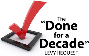 Learn about the levy - Thursday, October 3rd