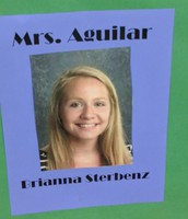 Student of the Month - Honors Physical Science