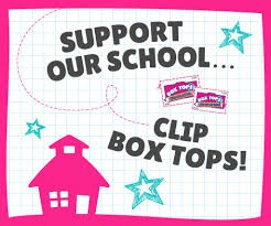Another School Year, Another Year to Collect those Box Tops!
