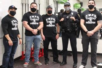 FWPD Spotting Crew