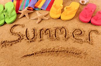 No School-Summer Break