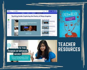 Teacher Resources- Poetry Slam Resources