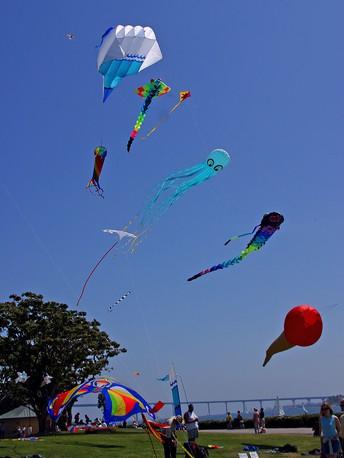 Kite Design & Flying