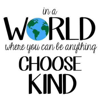 ~WORLD KINDNESS DAY NOVEMBER 13TH - STUDENT COUNCIL ACTIVITY~