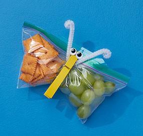 STAAR Snack Information
