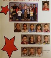 Ms.Lang's Second Grade in 2008
