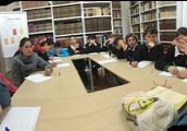 Noi e la biblioteca comunale