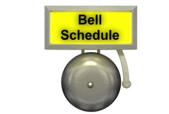 Small Change in Bell Schedule for 2018-2019