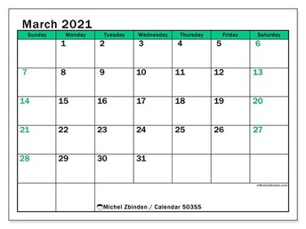 Important Dates For Families