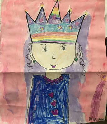 Created by Dalia A., 1st Grade