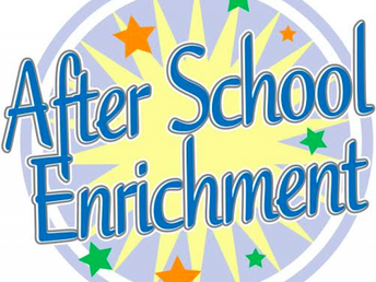 New Enrichment Classes