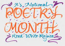 30 Ways to Celebrate the 25th Annual National Poetry Month at Home or Online