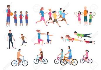 PHYSICAL ACTIVITY CALENDARS FOR NOVEMBER