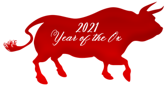 """Chinese New Year, """"Year of the Ox"""""""