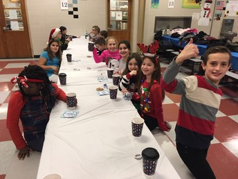 PTO Winter Chill hot chocolate time