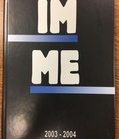2003-'04 Yearbook Cover