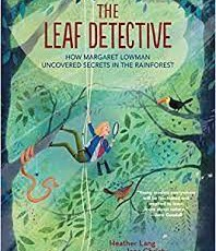 THE LEAF DETECTIVE by Heather Lang and Jana Christy