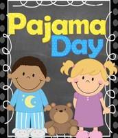 Elementary PJ Day