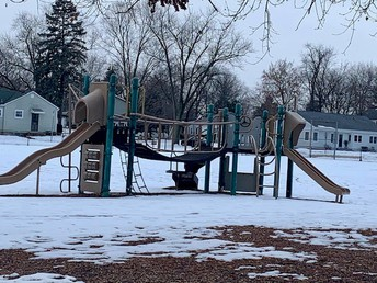 Warmer Weather- Playground Usage