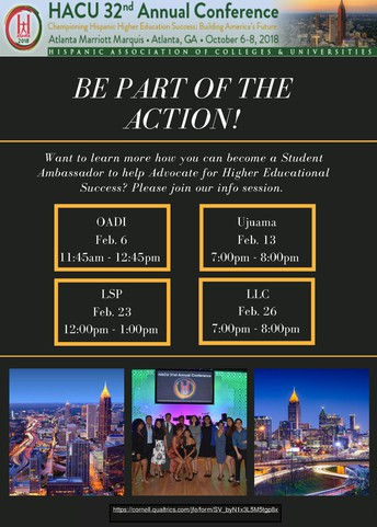 Apply to the HACU 32nd Annual Conference!