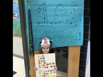 100 days of PreK