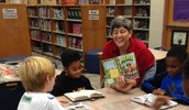 Ms. Ferrand- Library