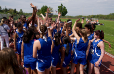 Cheltenham Hosts Unified Track and Field Meet