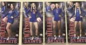 Lady Saints Volleyball