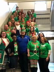 Happy Holidays from the WMS Faculty and Staff