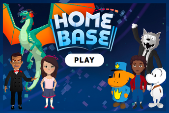 Scholastic Home Base Games
