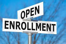 Benefits Open Enrollment....