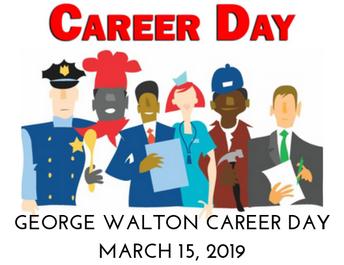 Career Day Volunteers Needed!