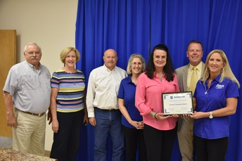 Hondo National Bank Recognized As a BISD Supporter