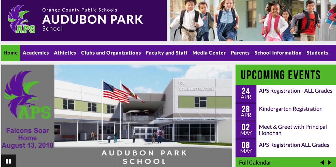 APS Website